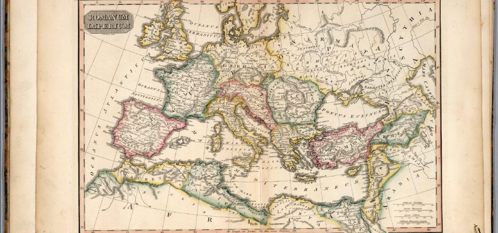 Ερμηνεία του Ιmperium Romanum