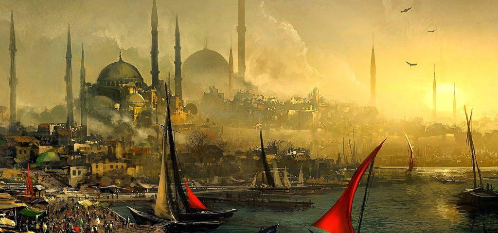 Tα «αυτόματα» του Βυζαντίου και της Ανατολής