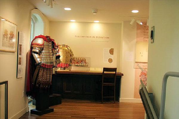 Μουσειο Dumbttarton Oaks Museum and Research Library