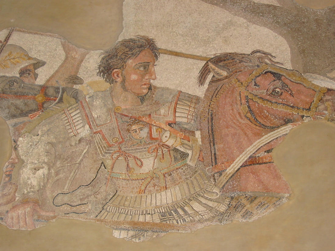 Λινοθώρακας του Μεγάλου Αλεξάνδρου