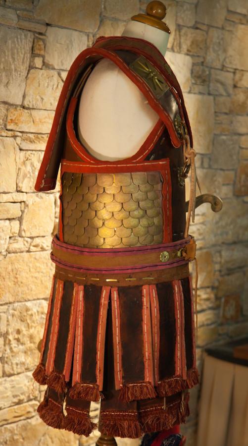 Δερματοθώρακας του Καλλικλέους – Αλεξανδρινής περιόδου