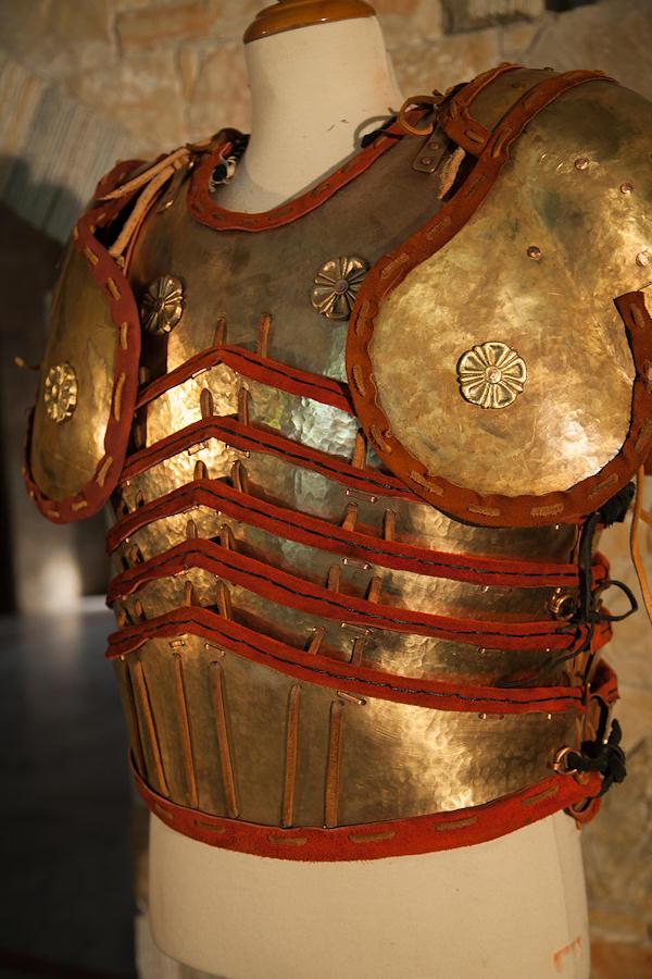 Sea People Armor - Hellenic Armors
