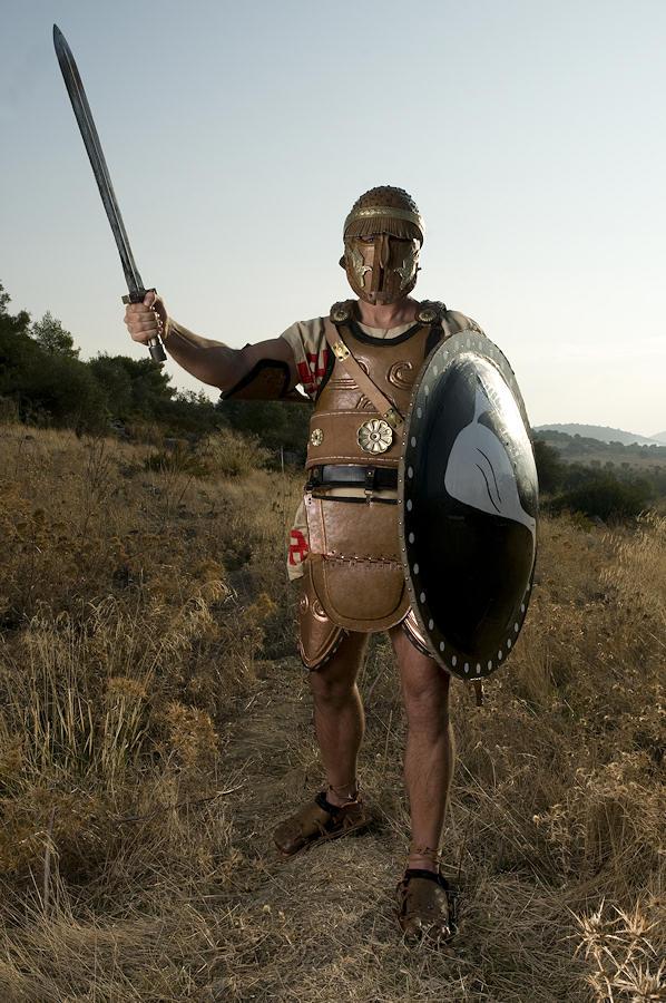 Βαρέως τύπου Ελληνική θωράκιση Αρχαικης Εποχής