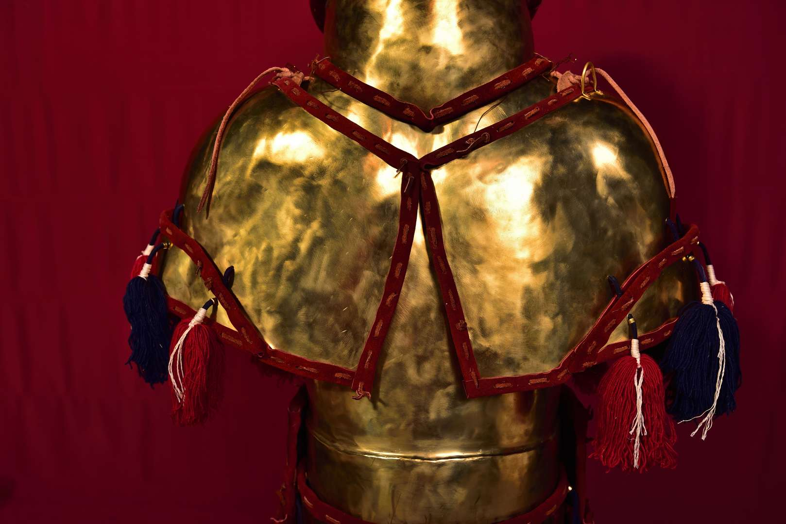 Mycenaean Armor of the 15th century BC