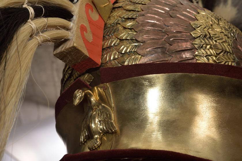 Σύνθετο Ετρουσκικό ψεύδο-Κορινθιακό κράνος
