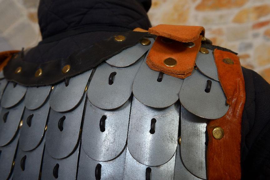 Φολιδωτός Θώρακας του Αρχαγγέλου Μιχαήλ