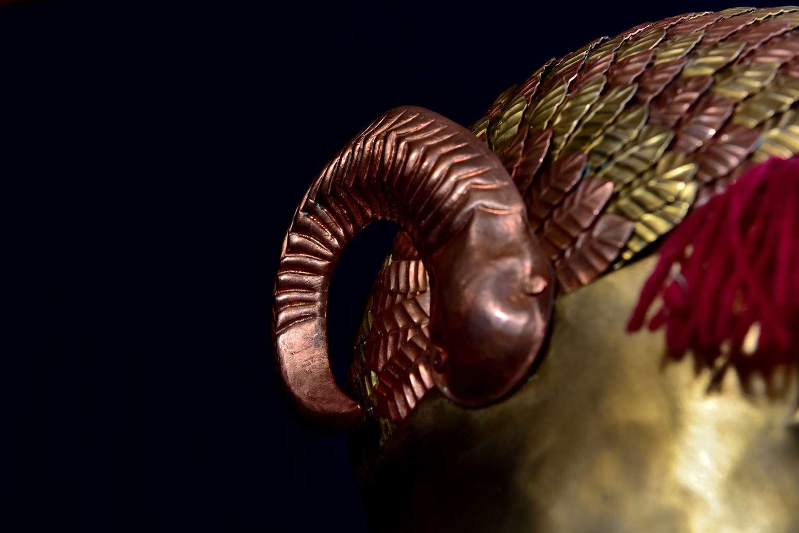 Μπρούτζινος Μυώδης Θώρακας της Ύστερης Κλασσικής Περιόδου