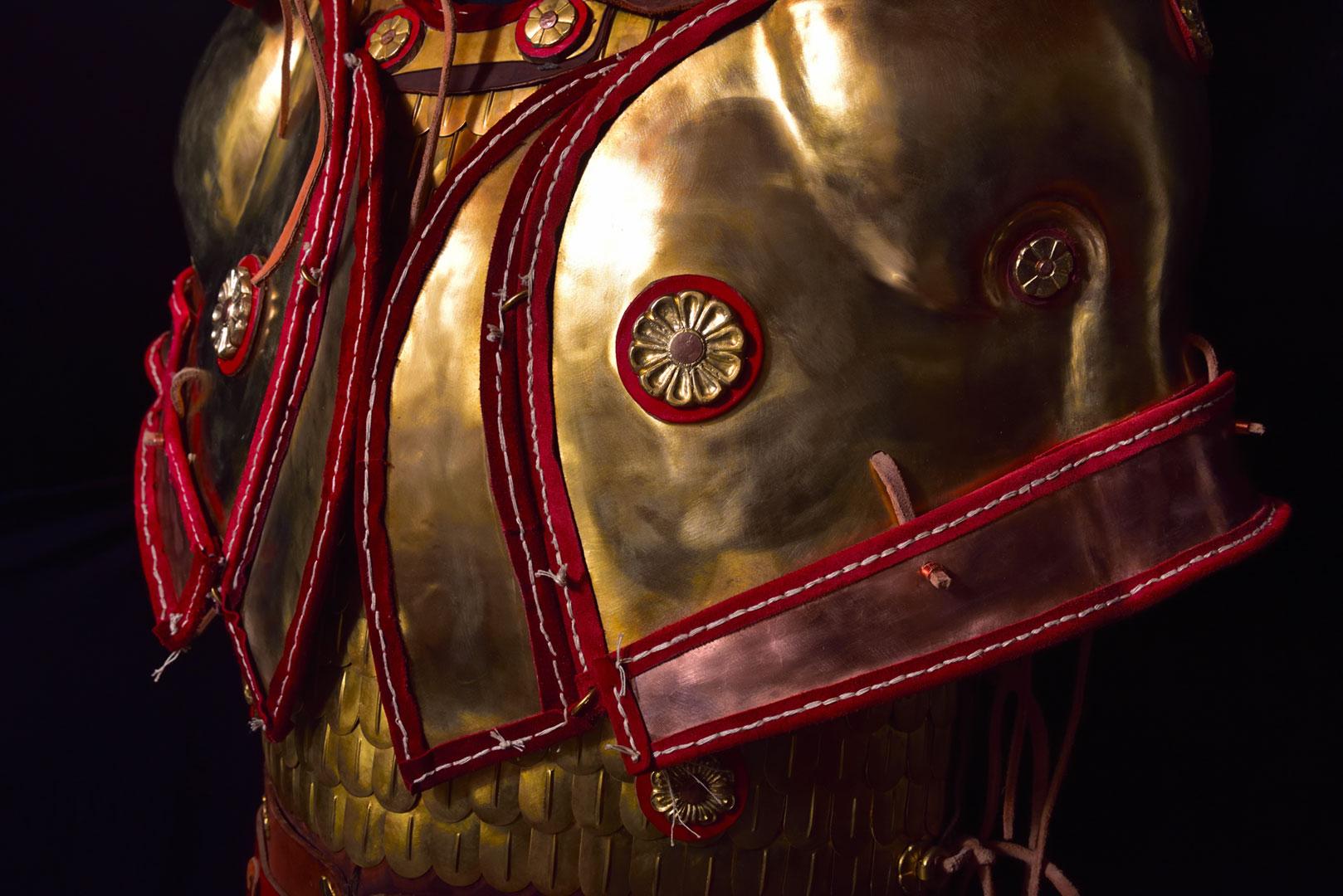 Θώρακας του Αγαμέμνονα