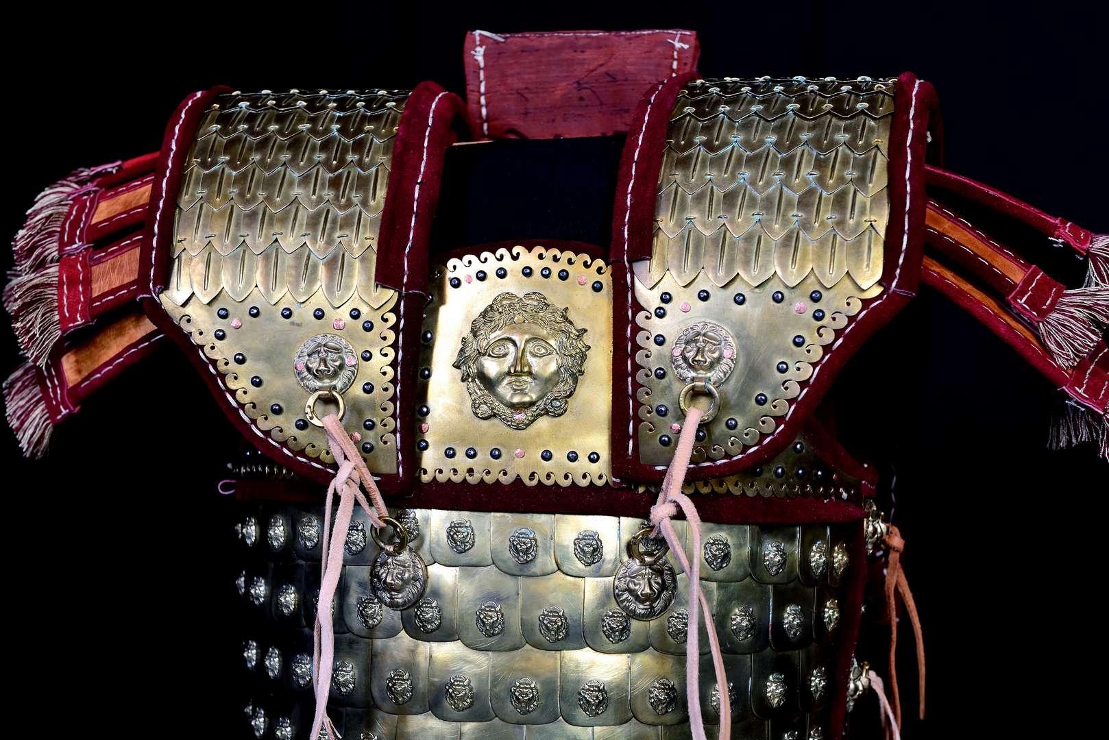 Λινοθώρακας του Μεγάλου Αλεξάνδρου (Β εκδοχή)