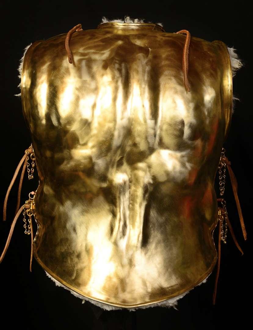 Mυώδης θώρακας της Ιβηρίας