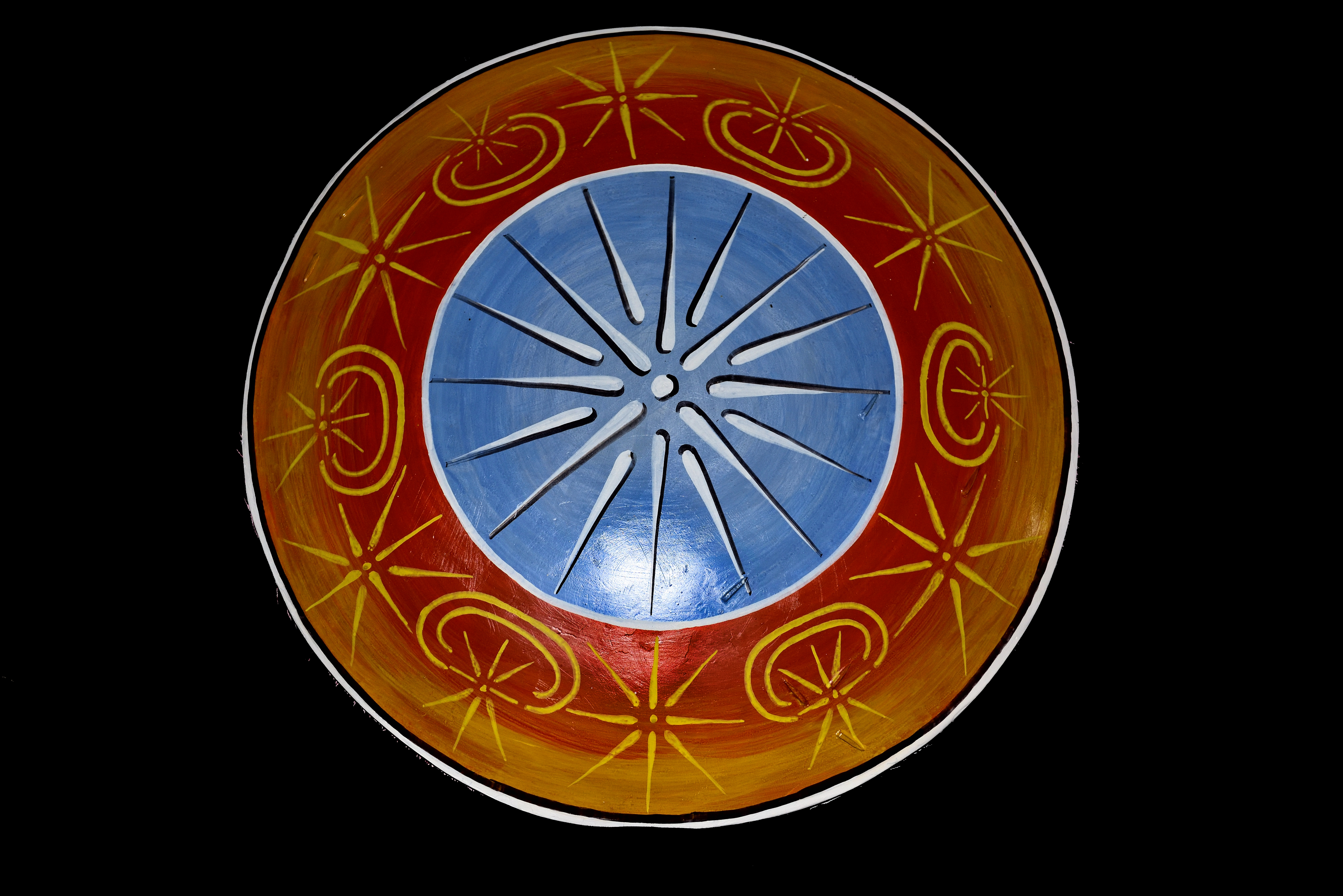 Shields of Macedonian / Hellenistic  period (4th -1th century BC)