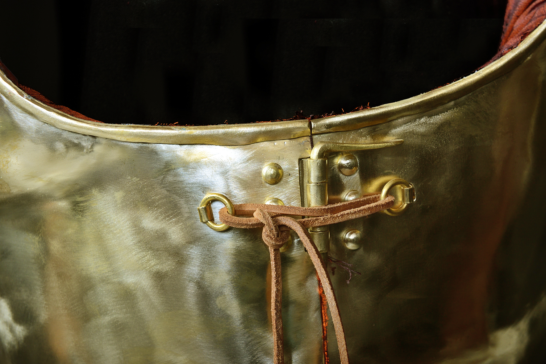Great Alexander's Muscle cuirass