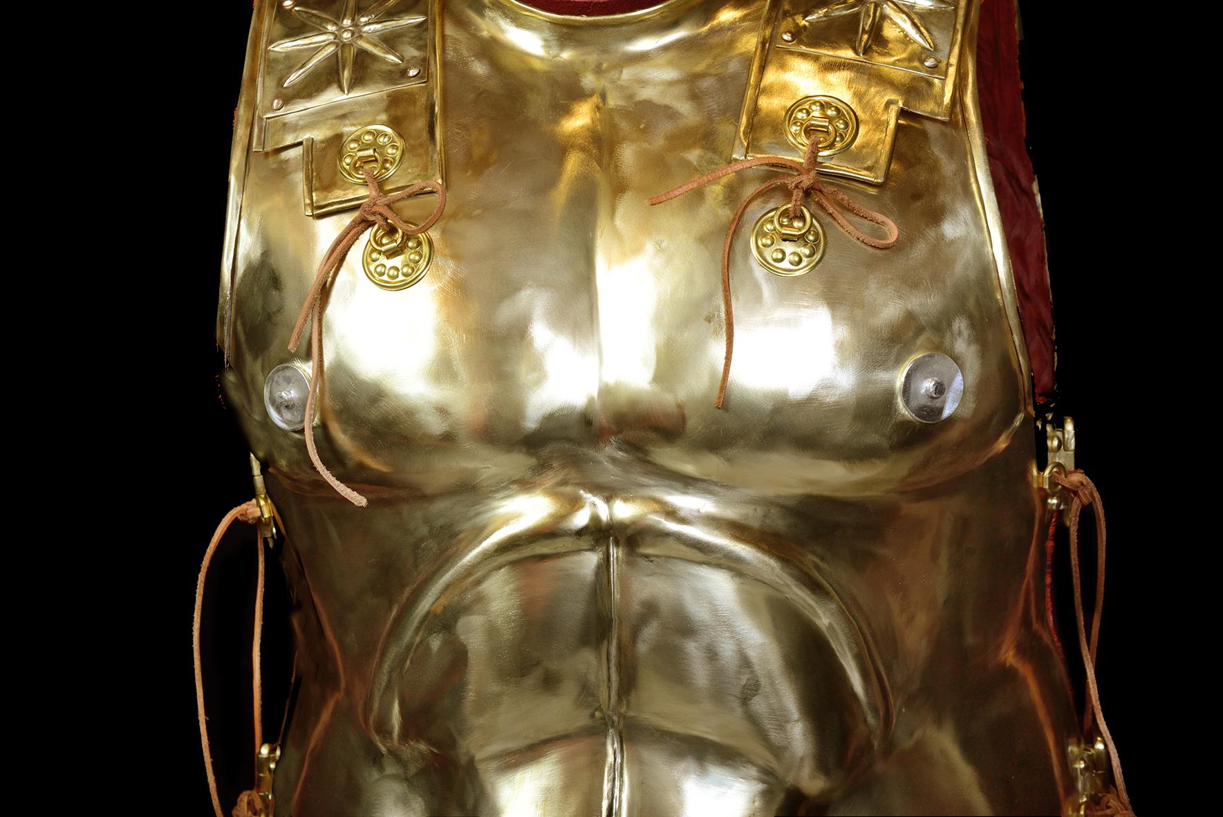 Μυώδης θώρακας Μεγάλου Αλεξάνδρου